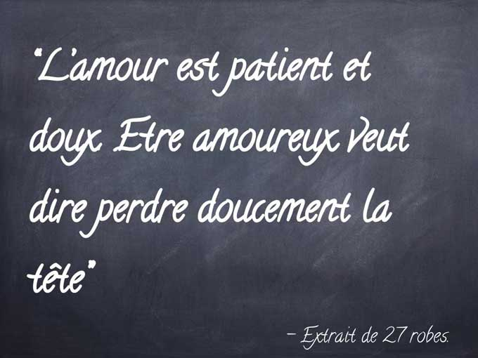 citations d'amour romantique